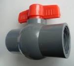 万博体育官网登录注册节水灌溉pvc螺口球阀